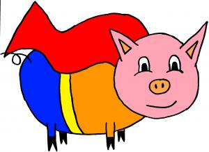 Susie Superpig
