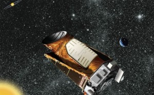 Mechanical failures interrupted Kepler's original mission, but the telescope is still hunting exoplanets. From http://www.nature.com/news/three-super-earth-exoplanets-seen-orbiting-nearby-star-1.16740.