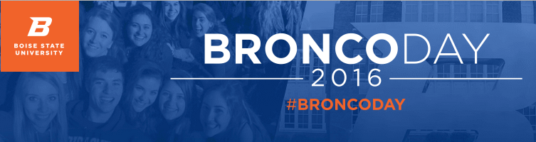 Bronco Day 2016